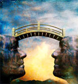 building bridges - Is anger getting in the way of you reaching your potential?