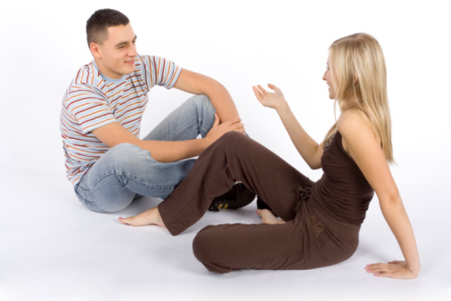 taking time to talk and listen without distractions(1) - Refocusing your anger can create the security in relationships you long for